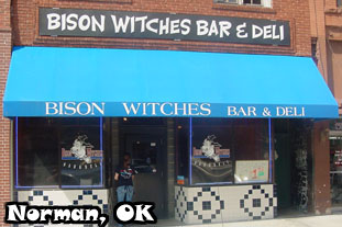 Bison Witches Norman
